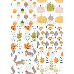 Őszi patchwork