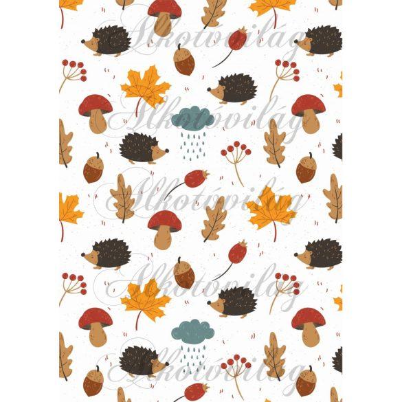 Őszi sünik