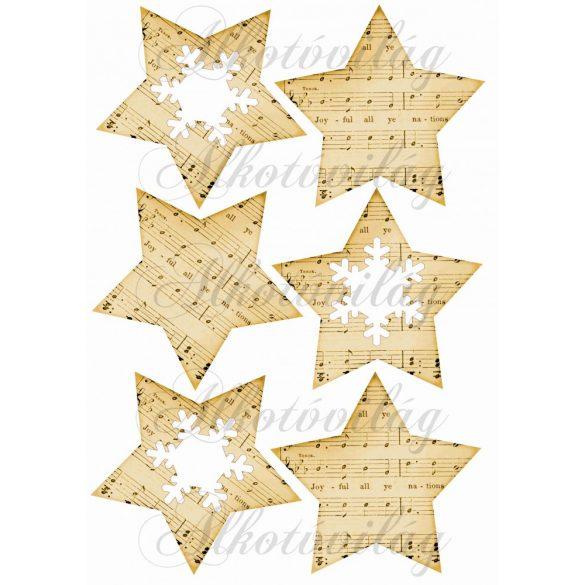Kottás csillag alapok