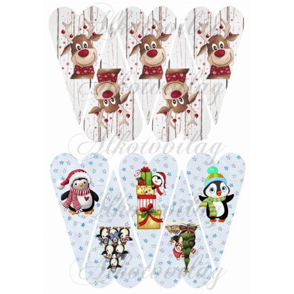 karácsonyi szarvas