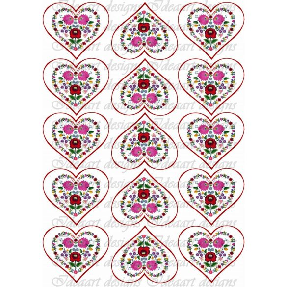 Kalocsai szívek