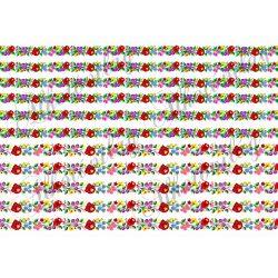 Kalocsai szalag minta