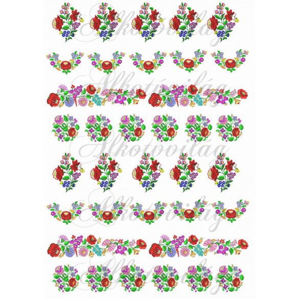Riseliő minták