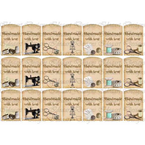 Varrós- Hand made kártyák
