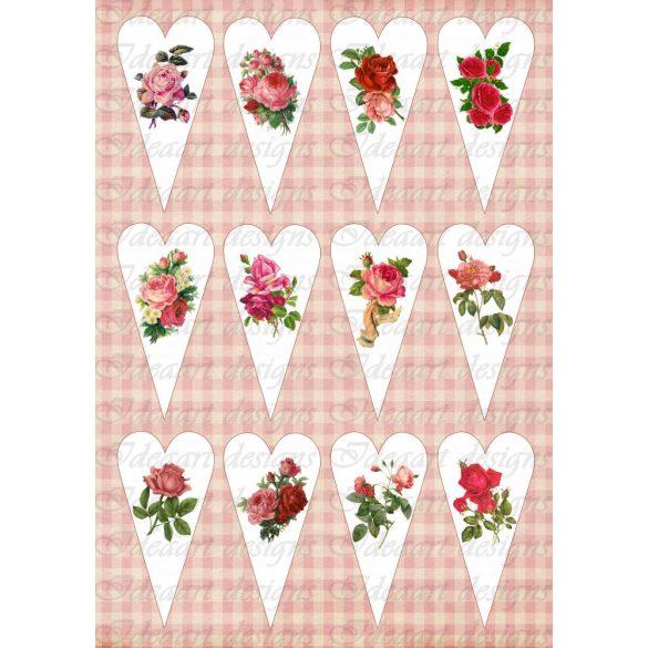 Rózsák szívekben