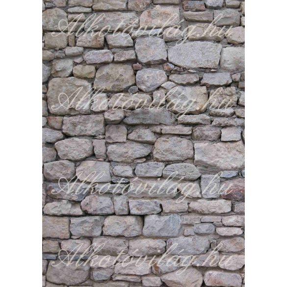Kövek textúra szürkés színben