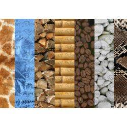 Vegyes textúra minták