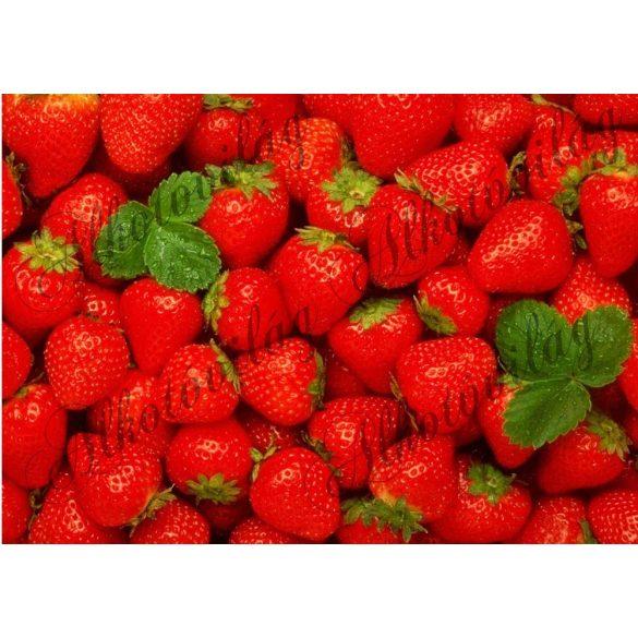 Gyümölcsös csomag: eper