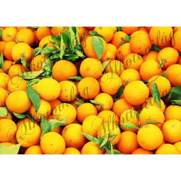Gyümölcsös csomag: narancs egész