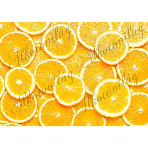 Gyümölcsös csomag: narancs