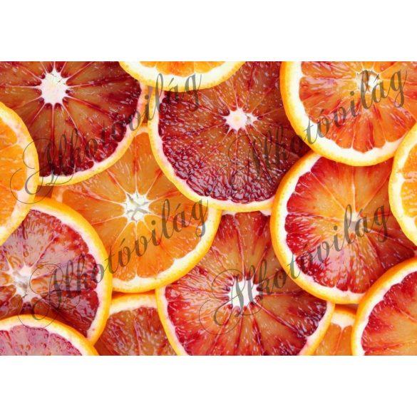 Gyümölcsös csomag: vérnarancs