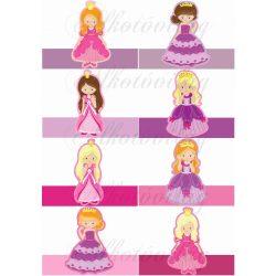Ujjbábok hercegnőkkel