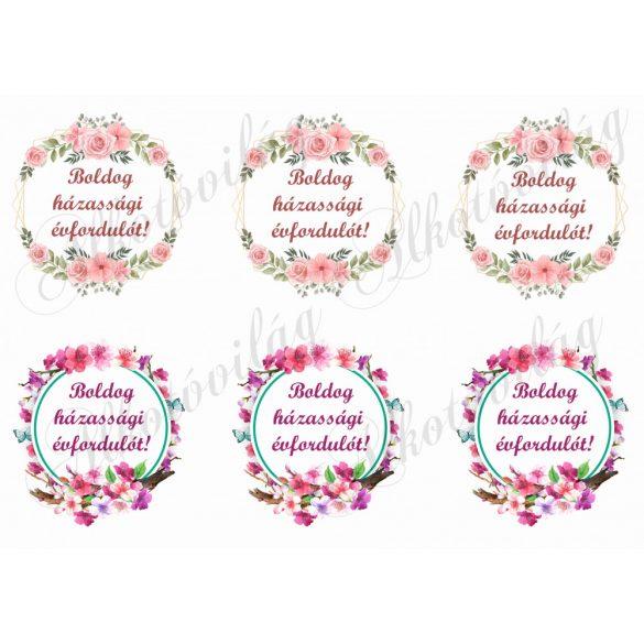 Boldog házassági évfordulót