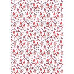 Manók szívekkel, kismadarakkal, tulipánokkal fehér alapon