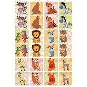 Memóriakártya - állatos