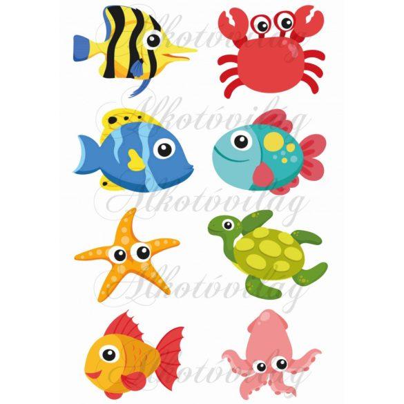 Vízi állatok