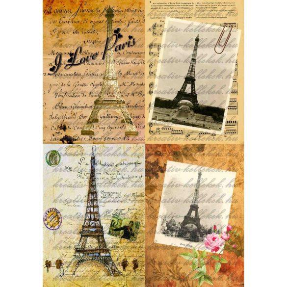Párizs barnában