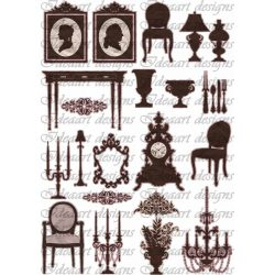 Bútorok régi stílusban