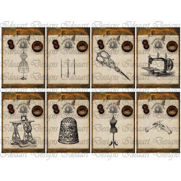 Varrós – kártyák