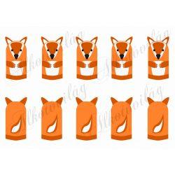 Ujjbábok- róka csapat