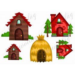Házikók nagyban