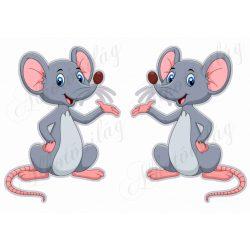 Egerek duplán