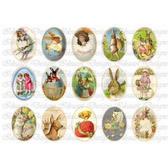 Tojások a húsvét jegyében 2