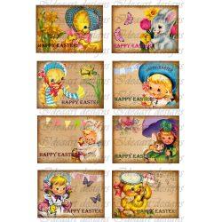 Húsvéti mesés kártyák 2