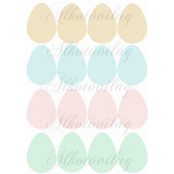 Pöttyös tojások