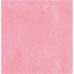 Puha egyszínű filc anyag RÓZSASZÍN - 20x30 cm