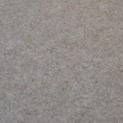 Puha egyszínű filc anyag BEIGE MELANGE - méterben