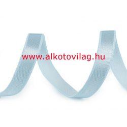 Szatén gumi PASZTELLKÉK - 10 mm
