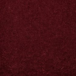 Gyapjúfilc BORDÓ 2mm - 60% gyapjú 40% viszkóz- 20x30 cm