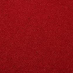 Gyapjúfilc MÉLYPIROS 2mm - 60% gyapjú 40% viszkóz- 20x30 cm