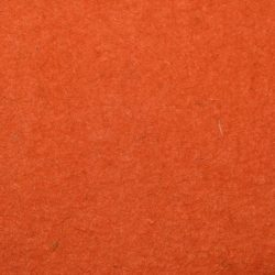 Gyapjúfilc VÉRNARANCS 2mm - 60% gyapjú 40% viszkóz- 20x30 cm