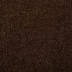 Gyapjúfilc SÖTÉTBARNA 2mm - 60% gyapjú 40% viszkóz- 20x30 cm